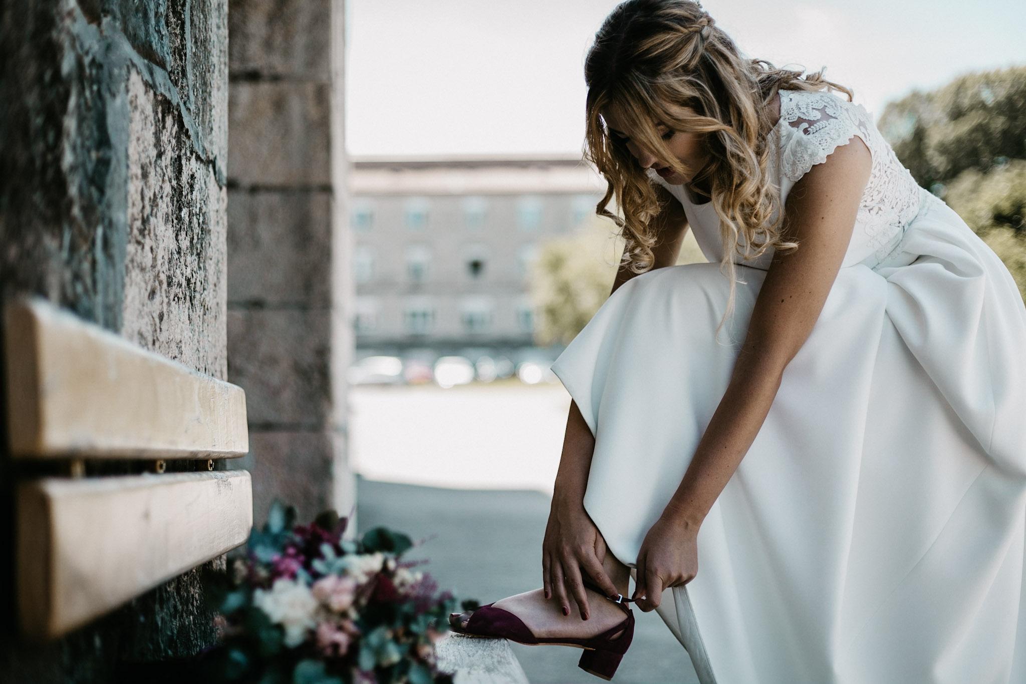 Maquilladora de novias en Madrid